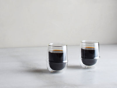 Kinto | Kronos Double-Wall Coffee Cup