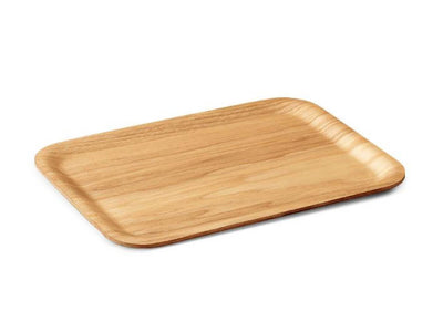 Kinto | Nonslip Rectangular Tray - Willow - CAFUNE - Serveware - Canada