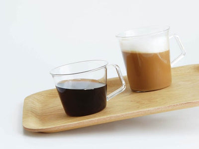 Kinto | Nonslip Slim Tray - Willow - CAFUNE - Serveware - Canada