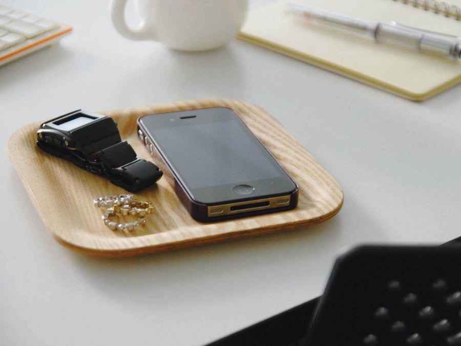 Kinto | Nonslip Slim Tray - Willow