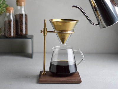 Kinto | Slow Coffee Style Brewer Stand Set - CAFUNE - Brewing Equipment - Canada