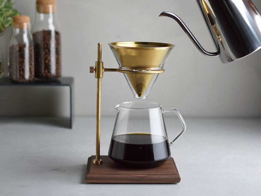 Kinto | Slow Coffee Style Brewer Stand Set