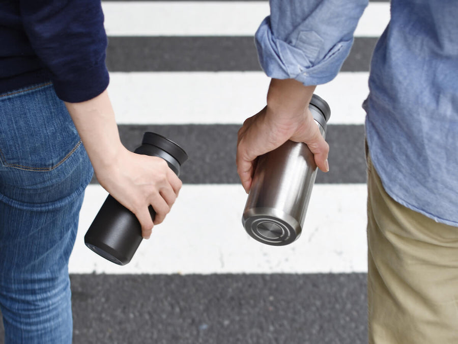 Kinto | Travel Tumbler - Brushed Stainless