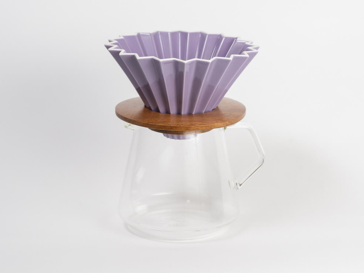 Origami | Dripper - Purple