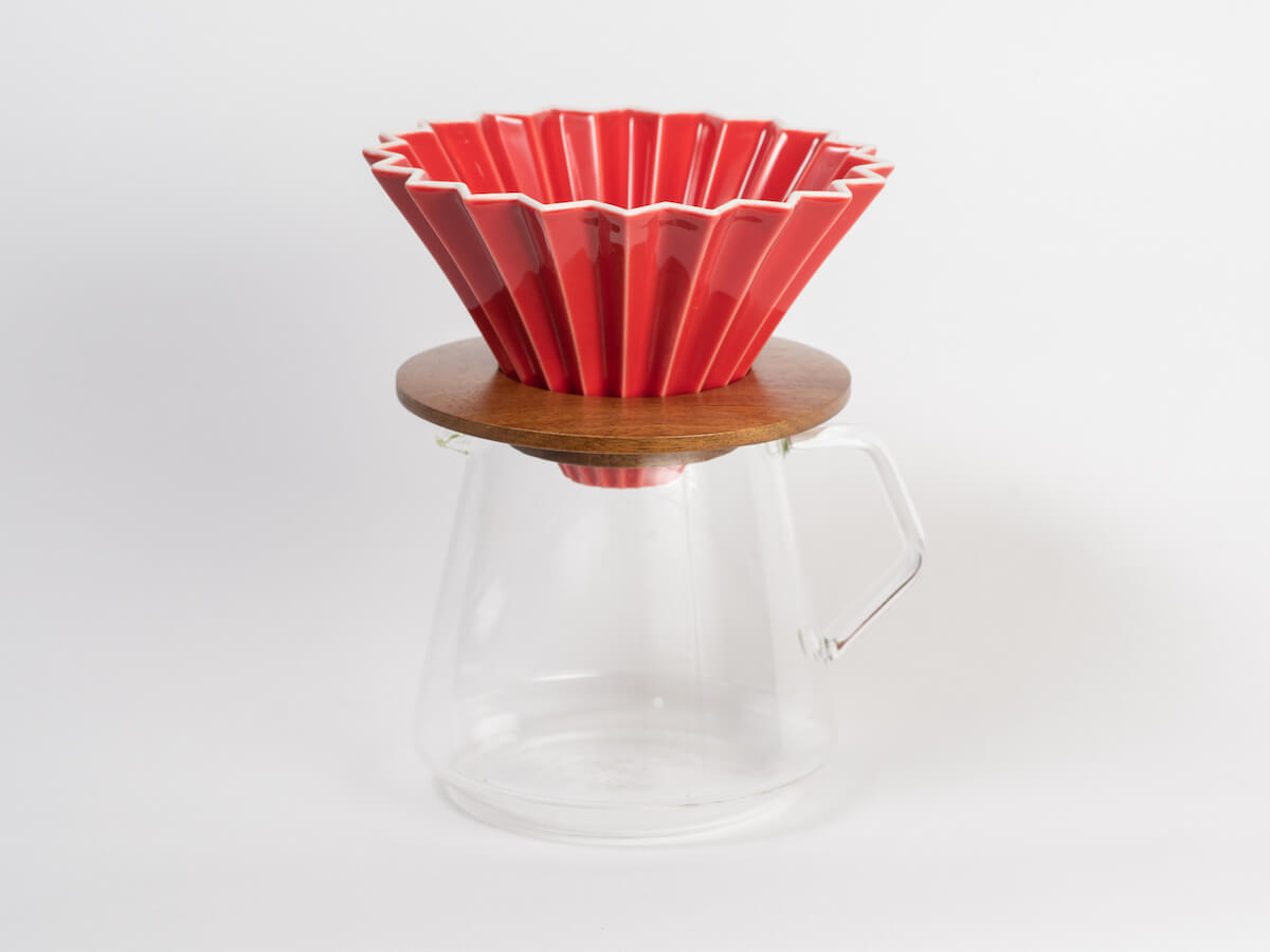 Origami | Dripper - Red