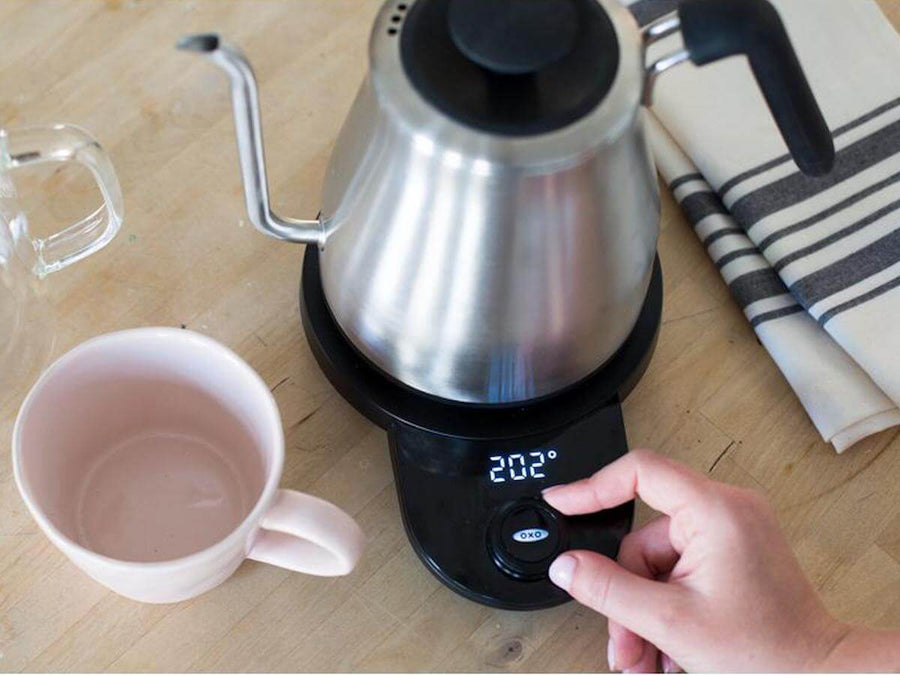 OXO | Adjustable Temperature Pour Over Kettle