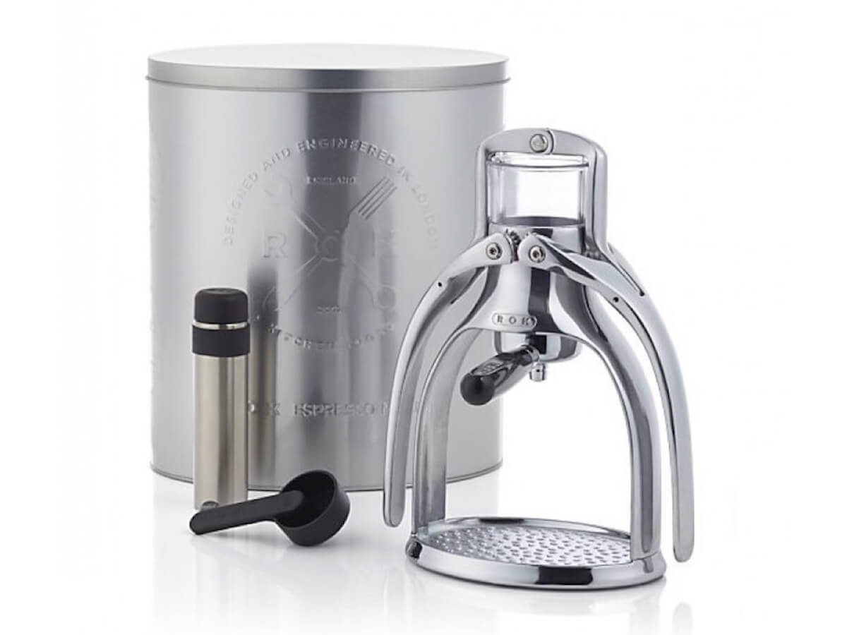 ROK | Espresso Maker - CAFUNE - Brewing Equipment - Canada