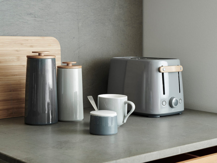 Stelton | Emma Sugar Bowl - Grey