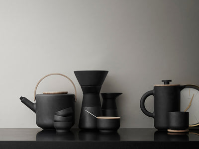 Stelton | Theo Cup w. Coaster - CAFUNE - Serveware - Canada