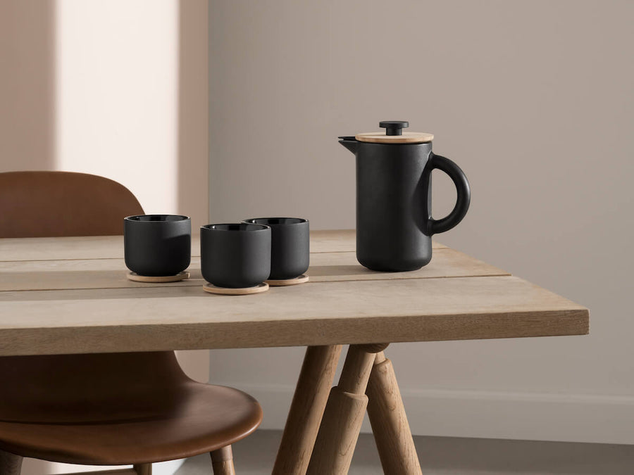 Stelton | Theo Cup w. Coaster