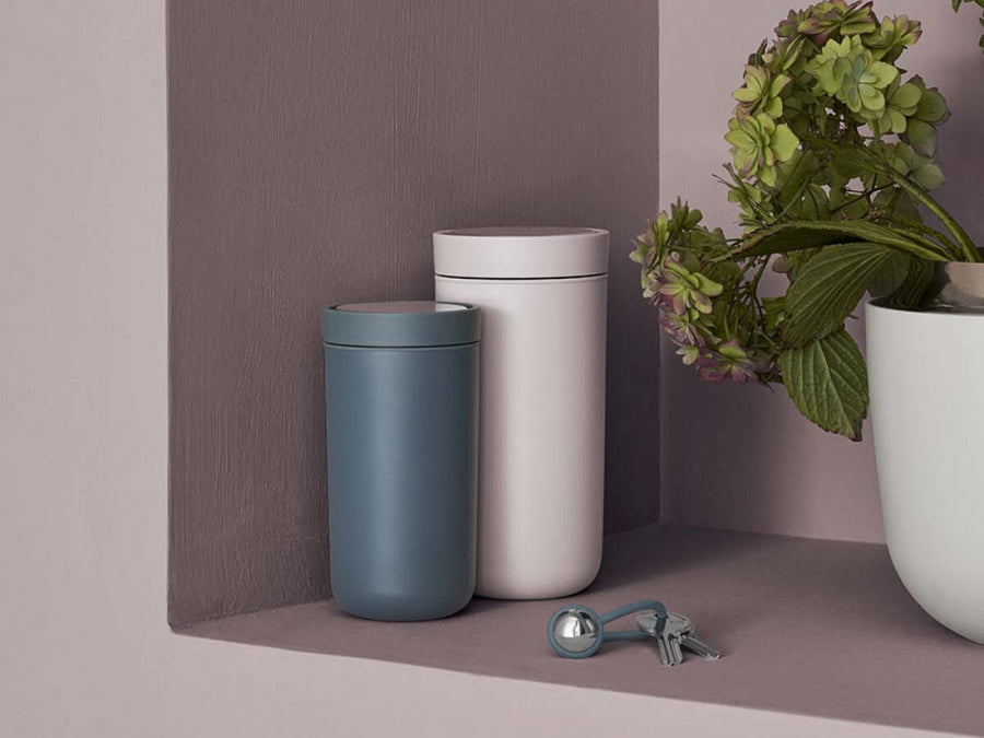 Stelton | To Go Click - Dusty Blue