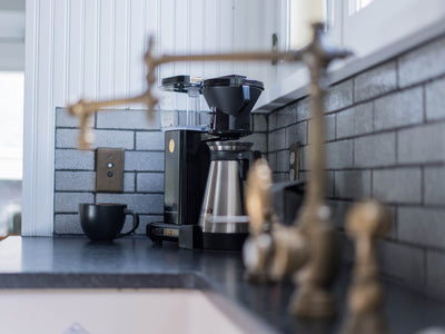 Technivorm | Moccamaster KBGT 741 Brewer - Black