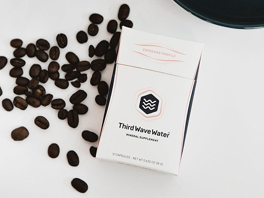 Third Wave Water | Espresso Profile