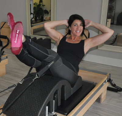 Ainslie McLean: Tenacious Fighter and Pilates Powerhouse