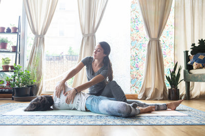 Slowing Down With Chloe Hooton and Thai Massage