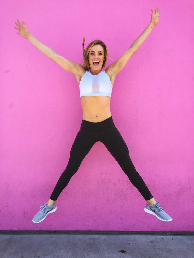 LOVE SWEAT AND FUN FITNESS WITH KATIE DUNLOP