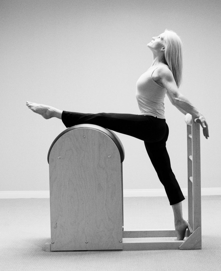 ROCK ON WITH PILATES ROX'S NOELLE ROX!