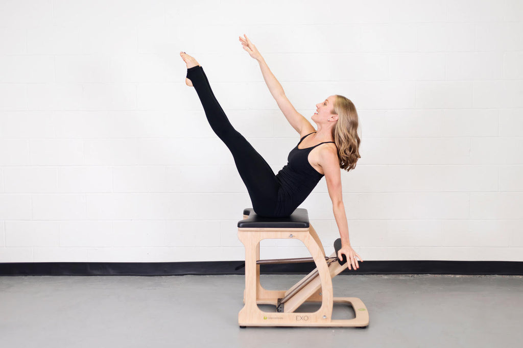 Erin Myers's Spiral Spine Studio: Pilate, Scoliosis and Success