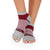SALE HALF TOE Be Great Andie Stripe Grip Socks (Greyhound)