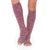 Be Love Marbled Grip Leg Warmers (Sunrise)