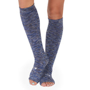Be Love Marbled Grip Leg Warmers (Twilight)