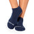 Be Mindful Grip Socks (Navy/White)
