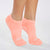 Be Present Grip Socks (Coral)