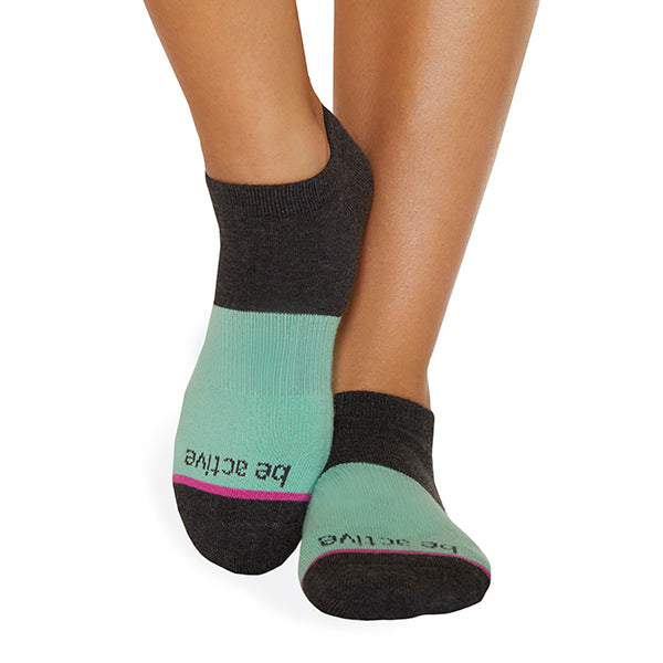 Be Active Grace Grip Socks (Jasmine)