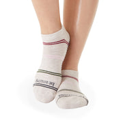 SALE Be Amazing Harper Grip Socks (Quartz)