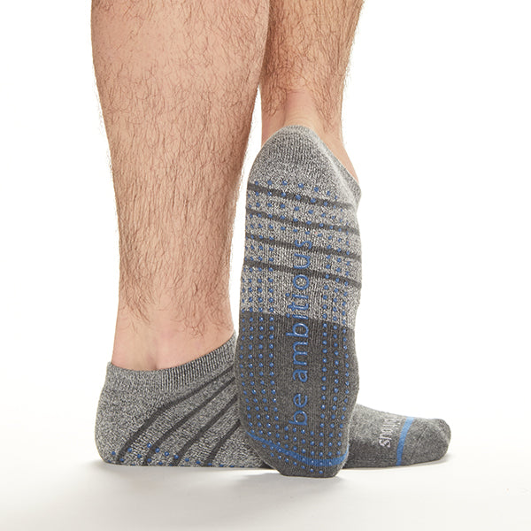 MENS Be Ambitious Grip Socks (Anchor)