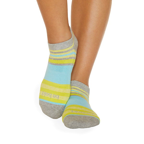 NEW Be Bold Cassidy Grip Socks (Shell)
