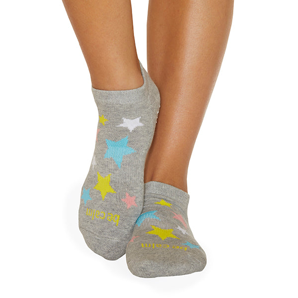 Be Calm Grip Socks (Luna)