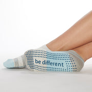 Be Different Blake Grip Socks (Sea)