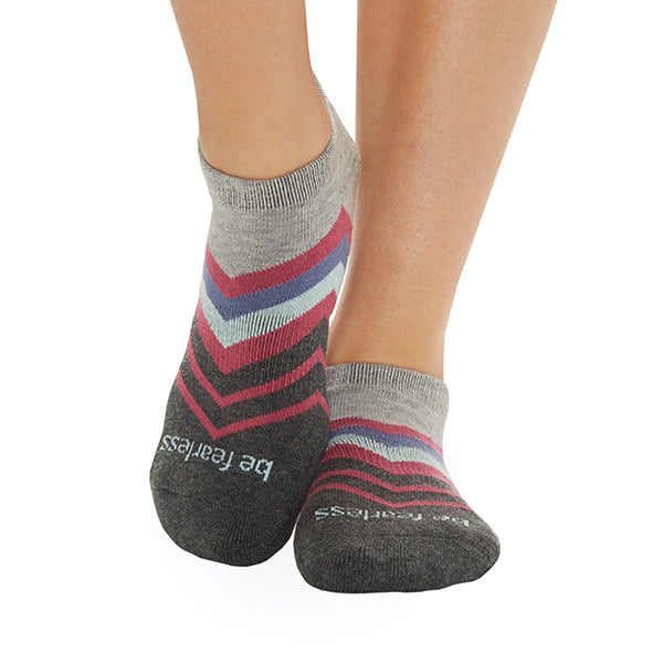 Be Fearless Maxine Grip Socks (Morocco)