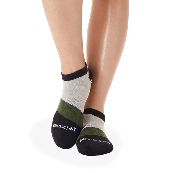 Be Focused Althea Grip Socks (Tahiti)