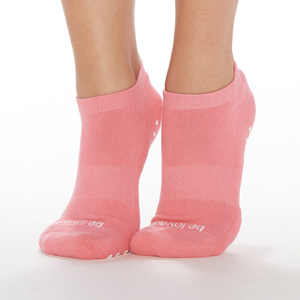 NEW Be Loved Grip Socks (Melon/White)