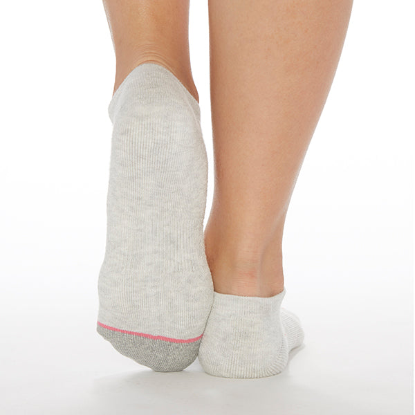 Be Mindful Kayla *NO GRIP* Socks (Pearl)