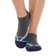 Be Positive Frankie Grip Socks (Indigo)