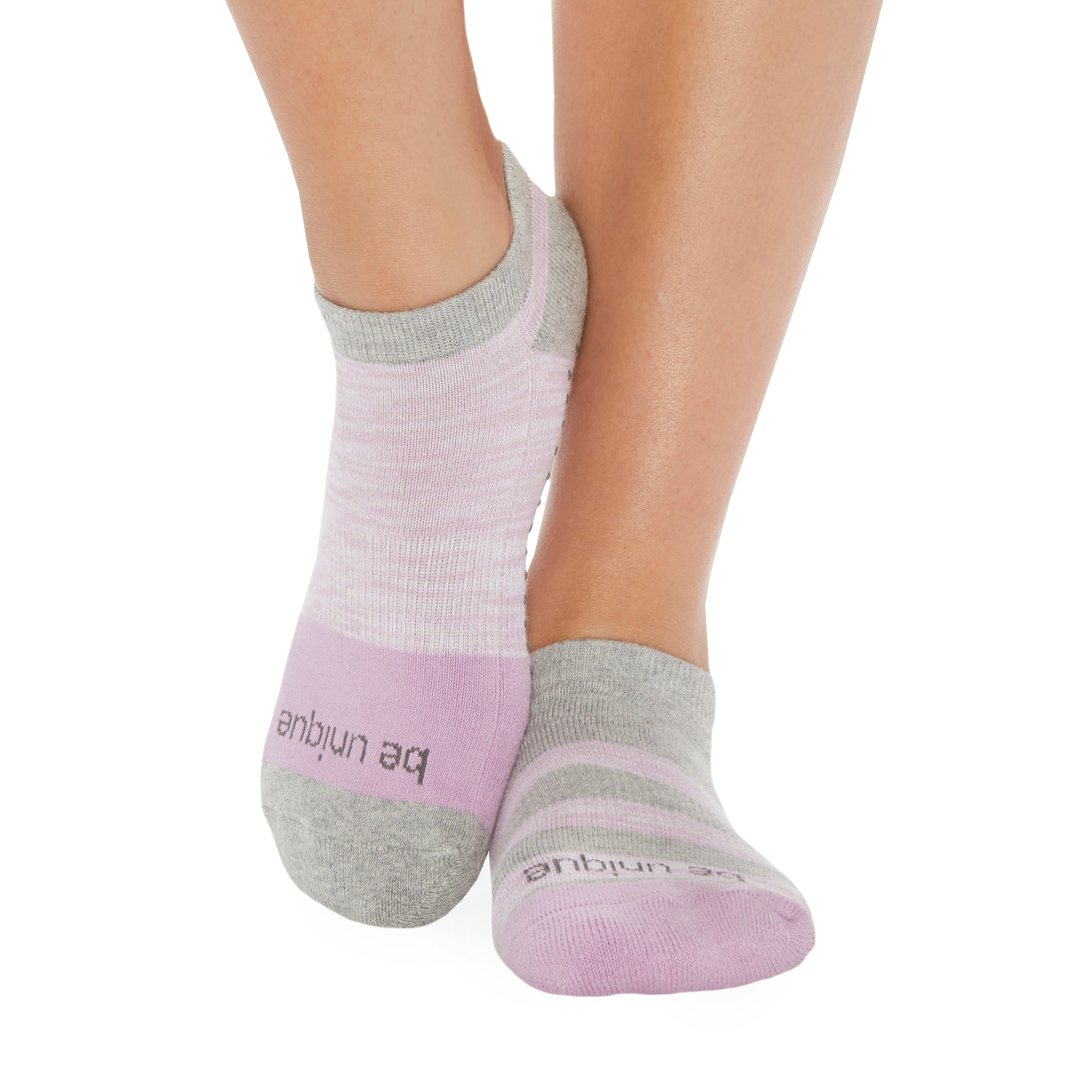 NEW Be Unique Blake Grip Socks (Ballet)
