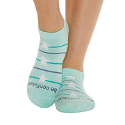 Be Confident Estella Grip Socks (Cabana)