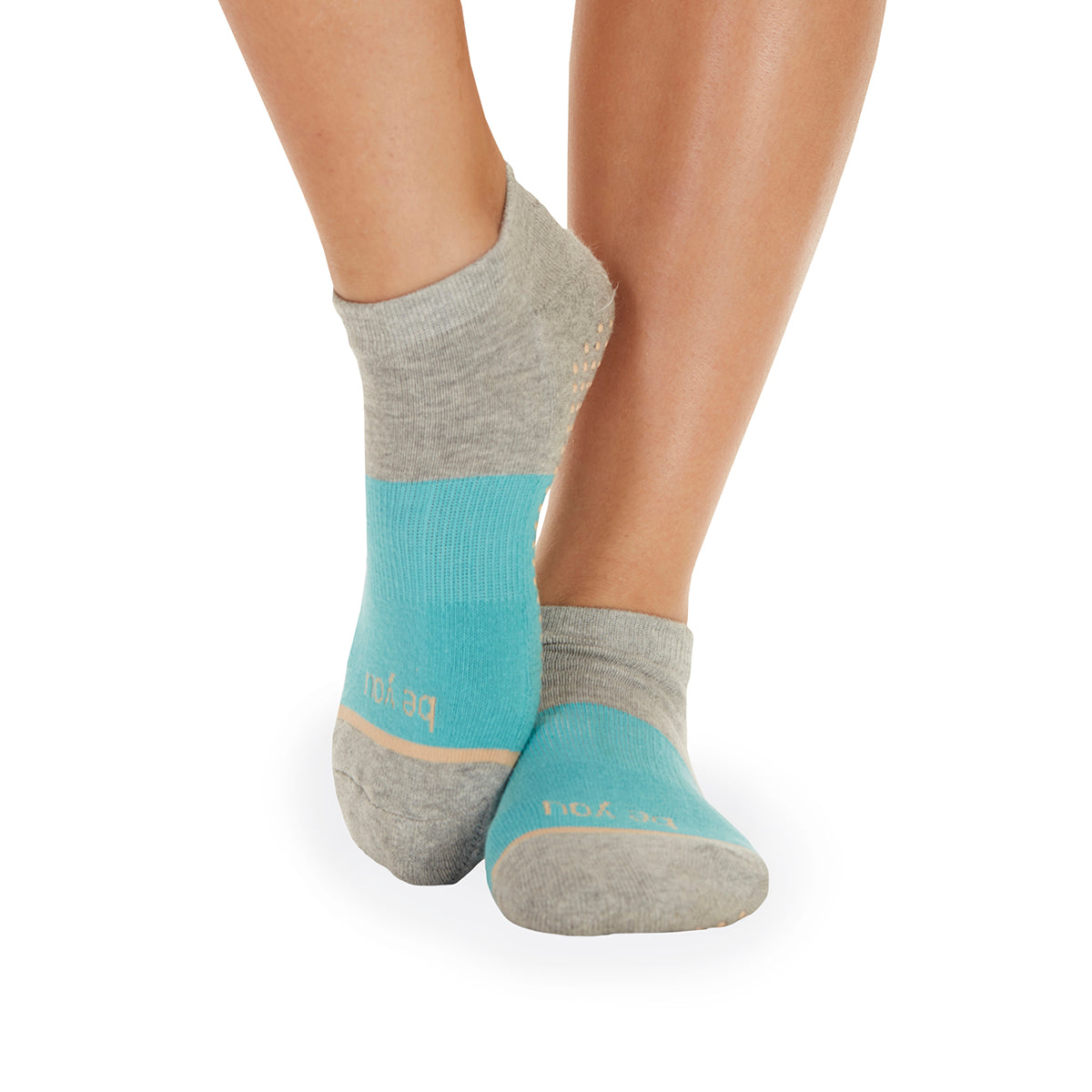 NEW! Be You Grace Grip Socks (Dream)