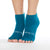 NEW HALF TOE Be Fearless Grip Socks (Lagoon/White)