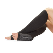 Be You Grip Leg Warmers (Charcoal/Grey)