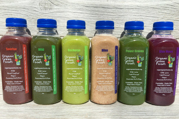 Daily Signature Juice - Juicy Weekly Delivery