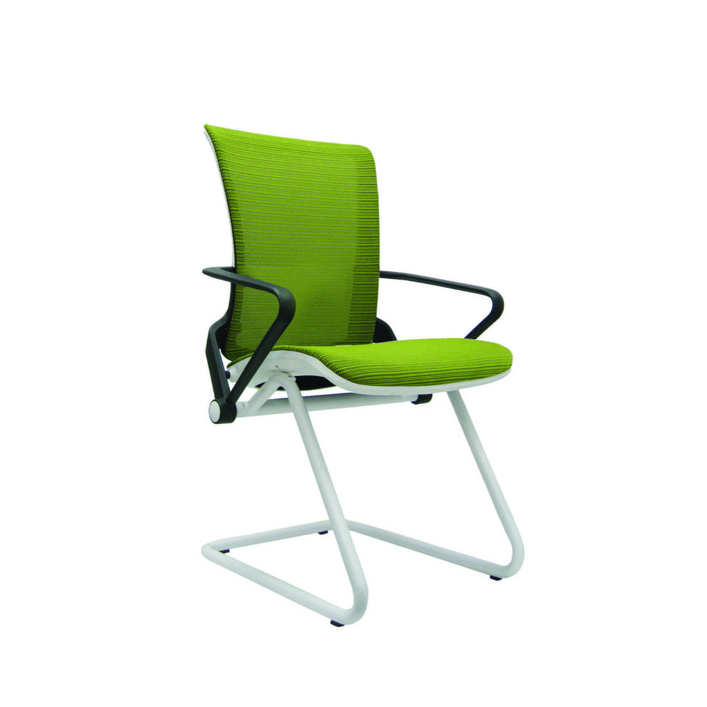 Silla Staff Version Visitante Red en Color Verde.