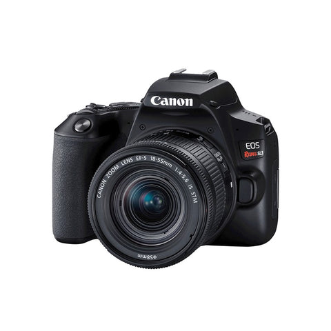 CANON - EOS Rebel SL3 CON LENTE EF-S 18-55mm IS STM