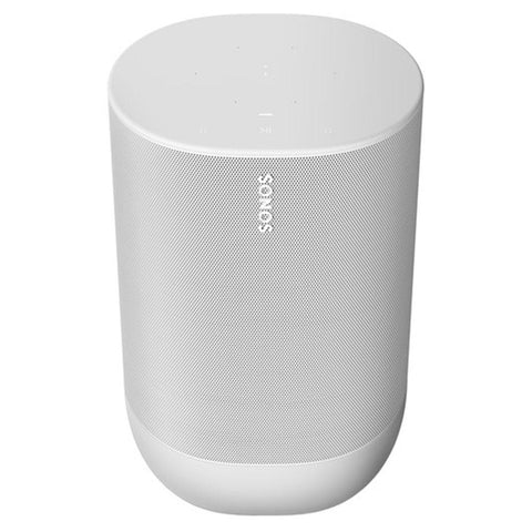 SONOS - AltavozSonos MOVE Lunar White - Color Blanca