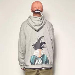 Hip Hop Japanese Harajuku Hoodies - Men's style boutique