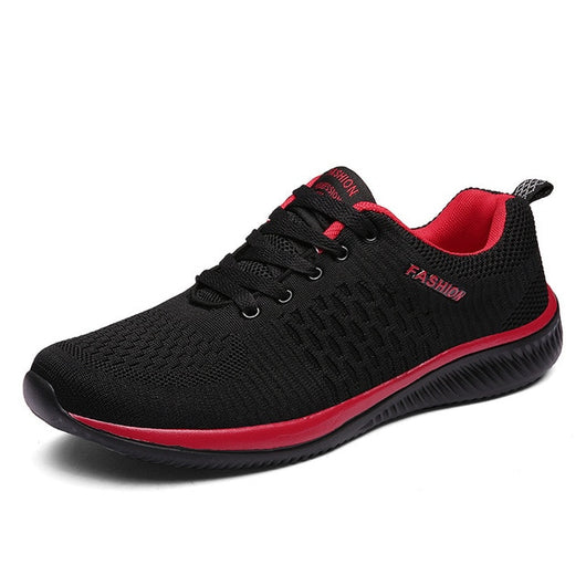 Casual Lace-up Lightweight Comfortable Breathable Walking Shoes Tennis Sneakers - Men's style boutique