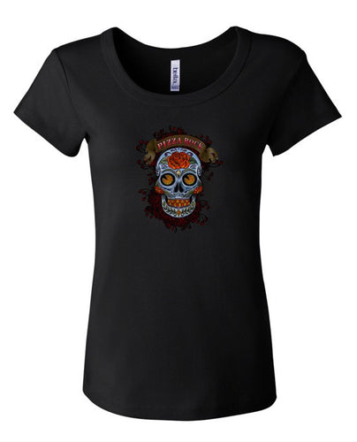 Pizza Rock Skull (Women's)